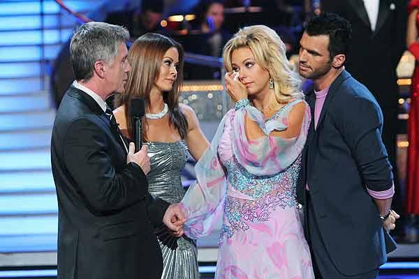 Kate Gosselin DWTS Cast Off