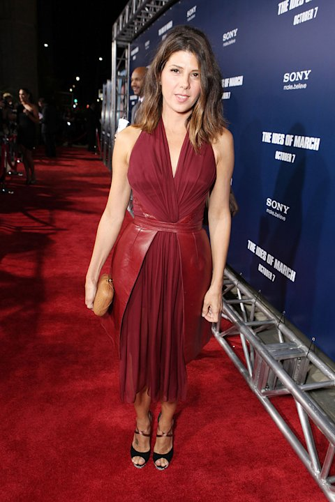 Ides of March LA Premiere 2011 Marisa Tomei