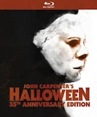 Is Halloween the Greatest Horror Movie of all Time? image Halloween 35th Anniversary BD 250x3002