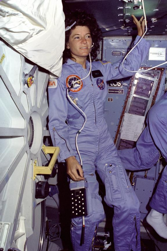 Sally Ride Remembered: Tributes to 1st American Woman in Space