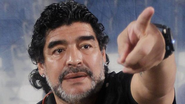 Diego Maradona (Reuters)