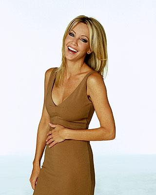 Heather Locklear as Caitlin in ABC's Spin City Spin City