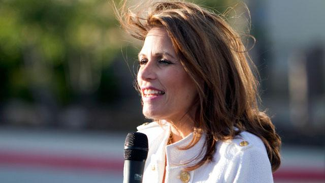 Bachmann Not Joining 'Dancing With the Stars'