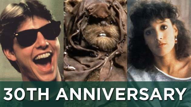 'Risky Business,' 'Return of the Jedi,' 'Flashdance'