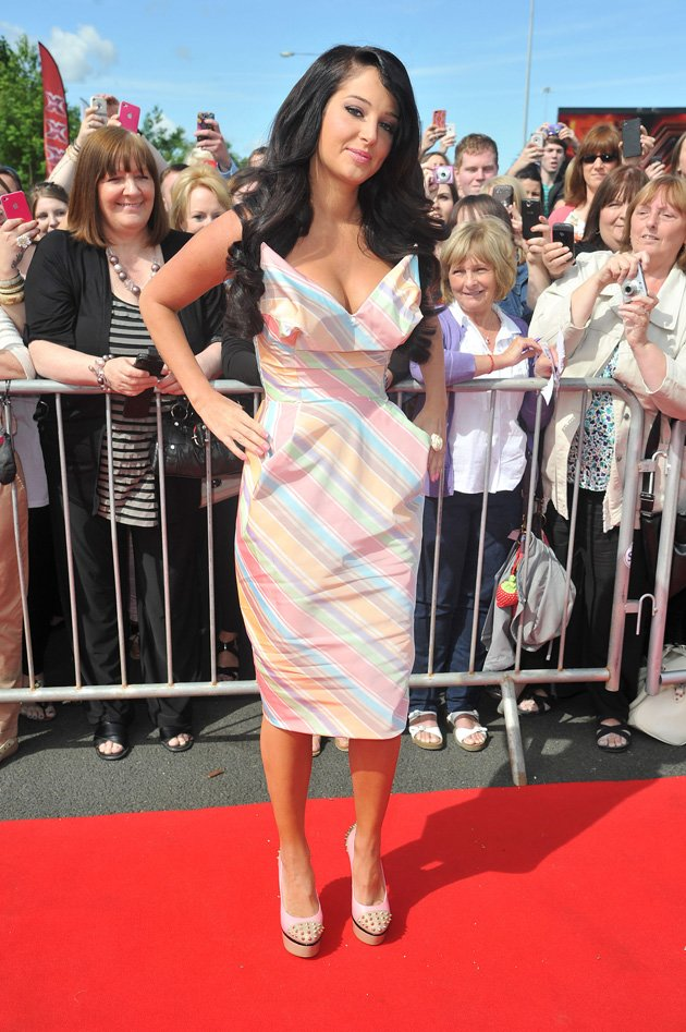 Tulisa Contostavlos, X Factor Newcastle auditions