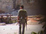 A picture released by Shaam News Network allegedly shows Syrian armed forces as they storm al-Hurriya square in Daraa in April 2012. A Syrian general and a number of soldiers defected and crossed into Turkey on Wednesday, the 15th such high-ranking officer to flee the conflict-wracked nation, a Turkish diplomat said