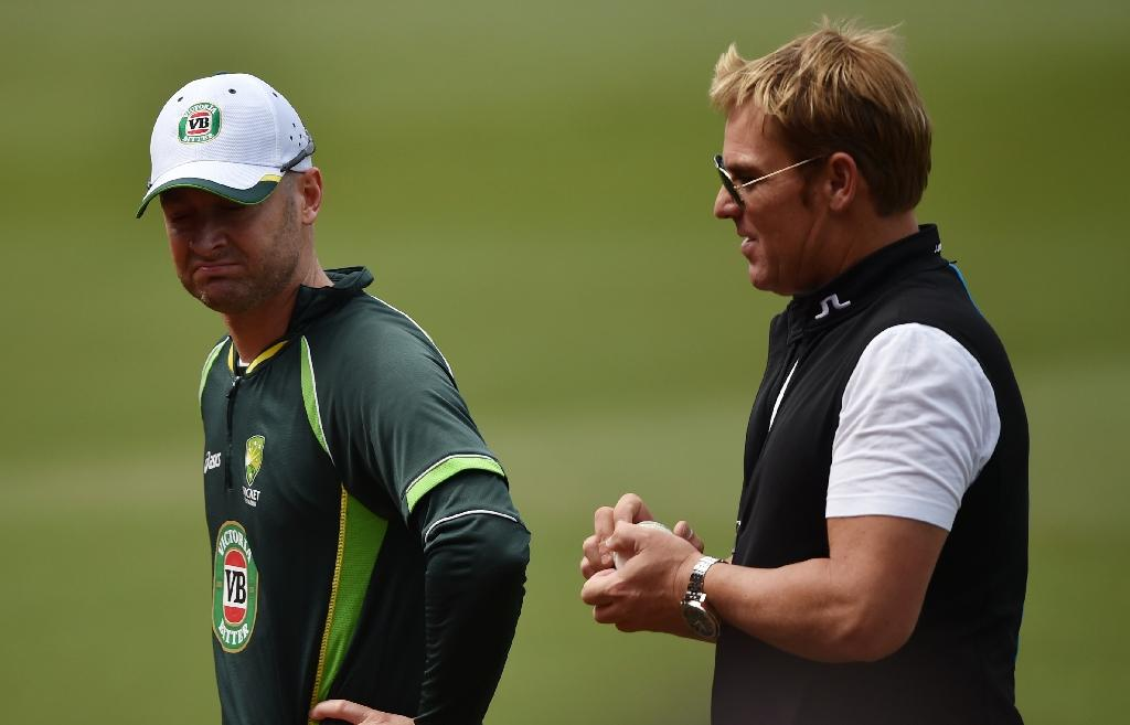 Warne ribbed for 'thirsty' World Cup questions