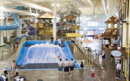 Slip and Slide: 7 Unbelievable Indoor Water Parks in the U.S. And
