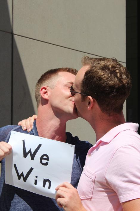 Chicagoland Kissers Get Ready for Chick-fil-A 'Kiss-in' Protest