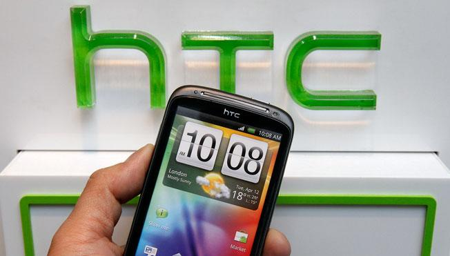 HTC poised to strike back against Apple with LTE patents