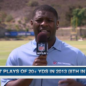 NFL Media's LaDainian Tomlinson confident in San Diego Chargers running back Ryan Mathews