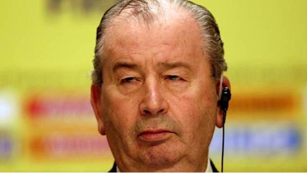 South American Football - FIFA wants Argentina-Uruguay to co-host 2030 World Cup - Grondona