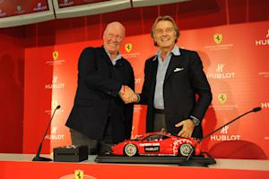 Hublot's Timing is a Match for Ferrari's Speed