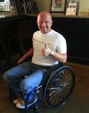 'Top Chef' Alum Stefan Richter Spends Day in Wheelchair for Charity