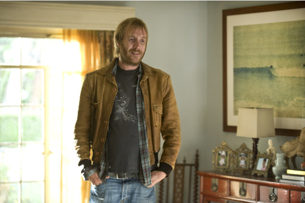Rhys Ifans Greenberg Production Stills Focus 2010