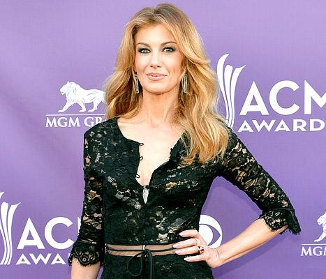 "Faith Hill Leaves Sunday Night Football: It Was a ""Difficult Decision"""