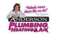 San Diego Consumers Name Anderson Plumbing, Heating & Air Best Plumbing Company & Best Heating & Air Conditioning Company