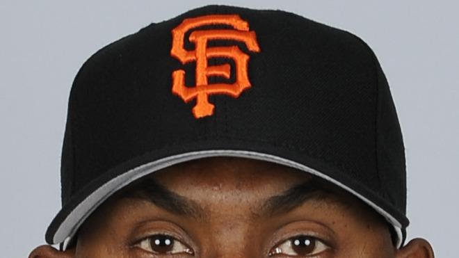 Francisco Peguero Baseball Headshot Photo