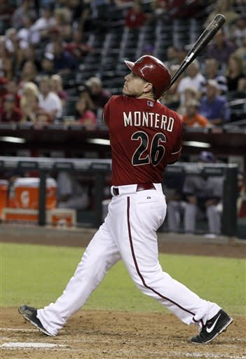 Diamondbacks beat Padres 6-2