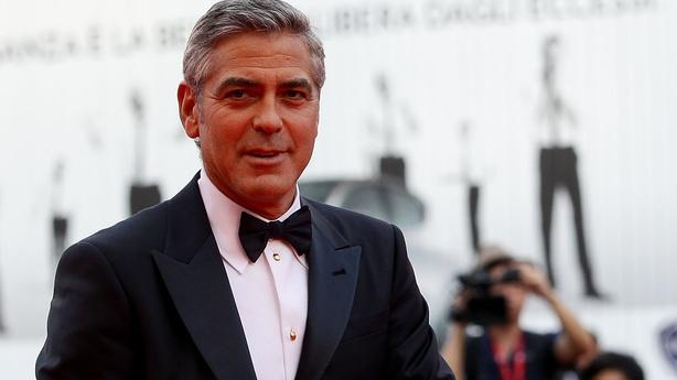 George Clooney Was Mr. Popularity at the Telluride Film Festival
