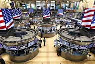 The trading floor of the New York Stock Exchange is seen ahead of the closing bell in New York on March 5, 2013. REUTERS/Brendan McDermid/Files