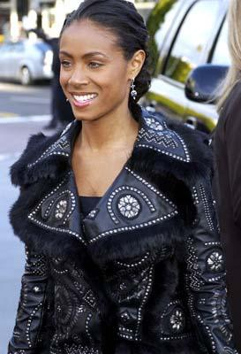 Jada Pinkett Smith of A Low Down Dirty Shame at the Hollywood premiere of Warner Brothers' The Matrix: Reloaded
