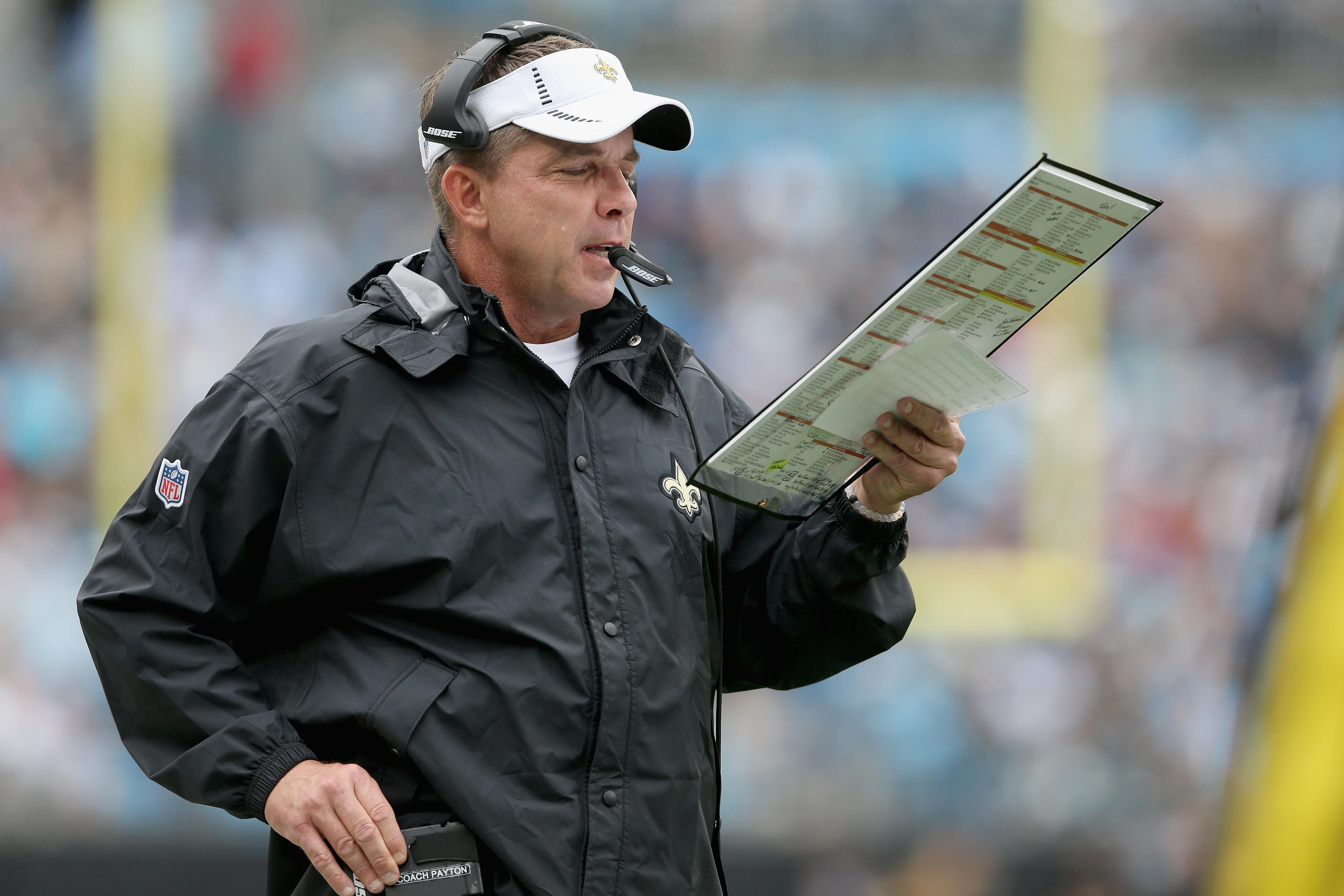 The hottest trade target in the NFL after the season could be Saints coach Sean Payton