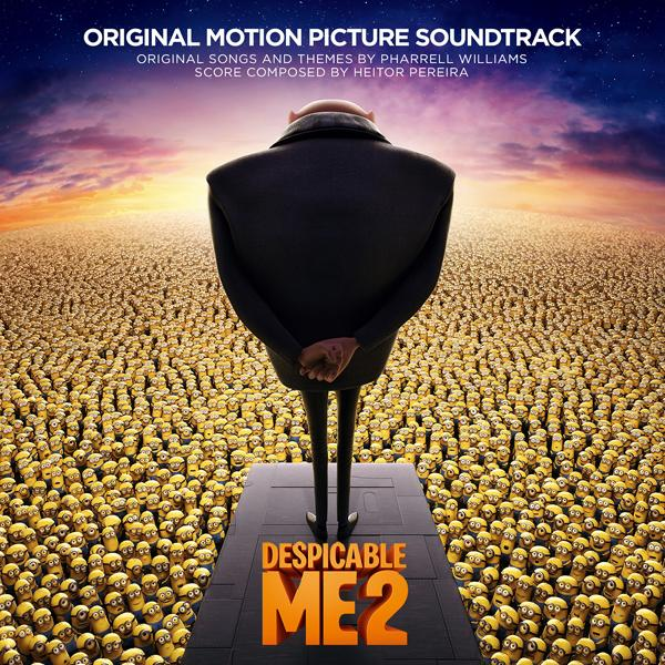Pharrell Williams Gets 'Happy' on 'Despicable Me 2' Soundtrack - Song Premiere