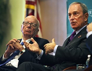 Bloomberg says he told Rupert Murdoch to quit Twitter