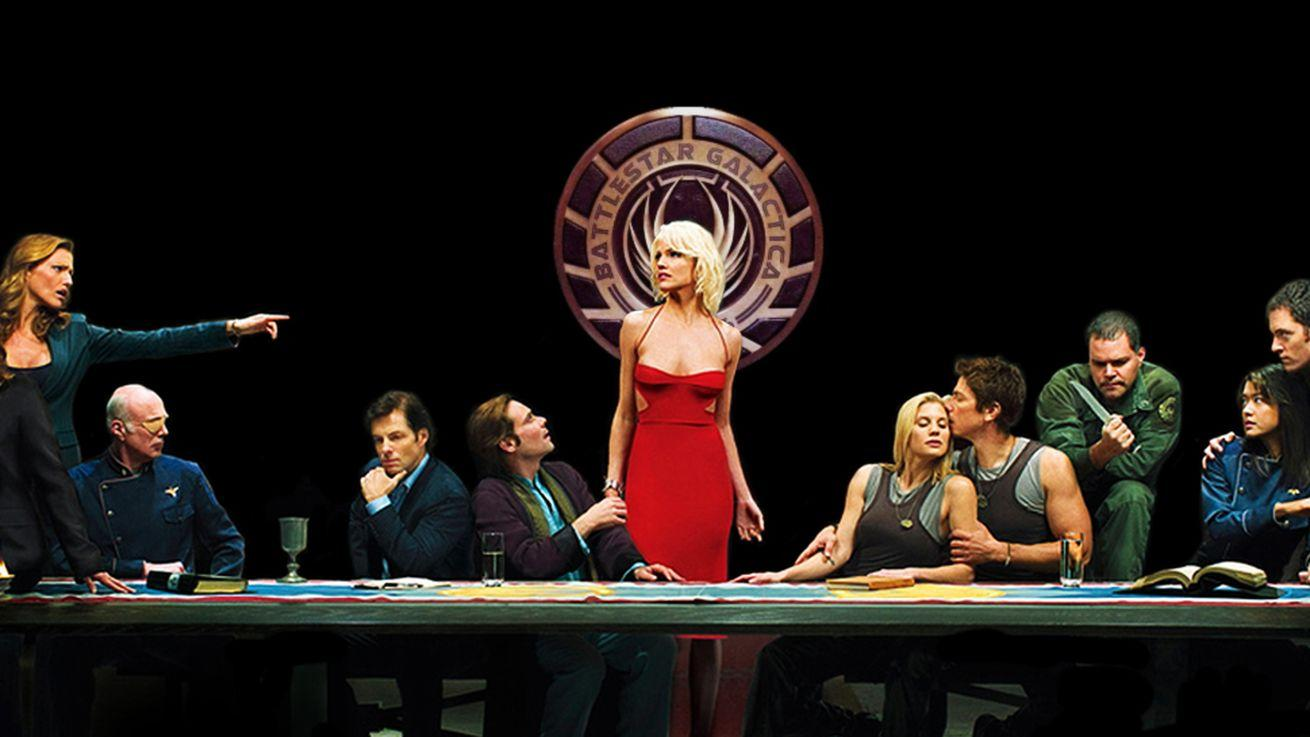 Battlestar Galactica film franchise now in development