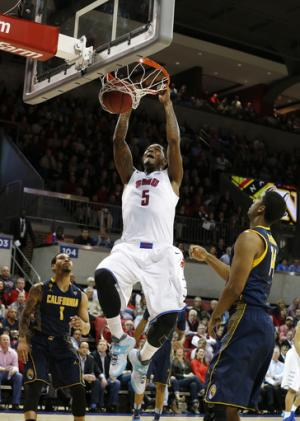 SMU beats Cal 67-65, heads to Garden for NIT semis