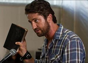 "Gerard Butler in Relativity Media's ""Machine Gun Preacher"" - 2011"
