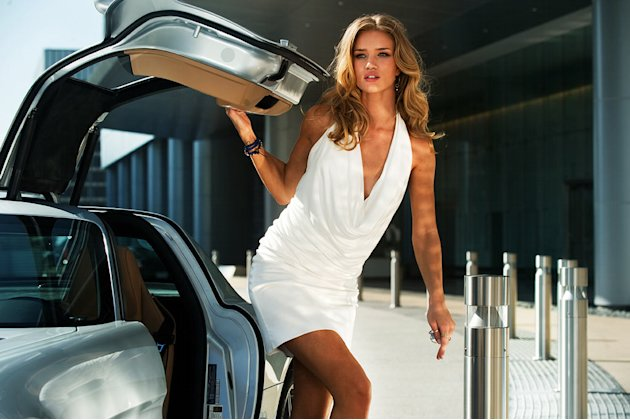Five Facts Rosie Huntington Whiteley