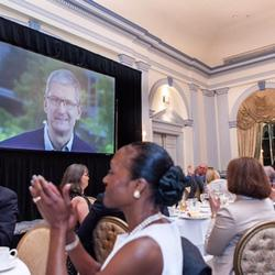 Apple's Tim Cook Delivers Blistering Speech On Encryption,Privacy