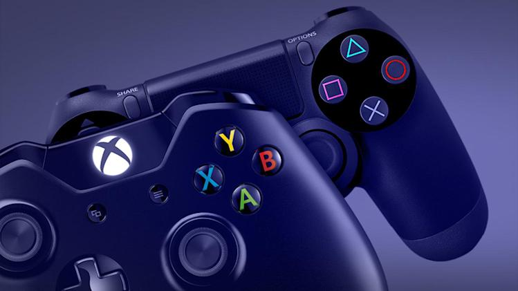 PlayStation 4 beating Xbox One in early U.K. sales