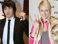 Kim Jang-hoon to feature Paris Hilton