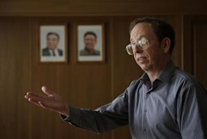 Jeffrey Fowle, an American detained in North Korea, …