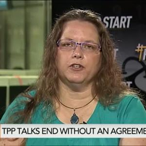 What Caused the TPP Talks to Fall Apart?