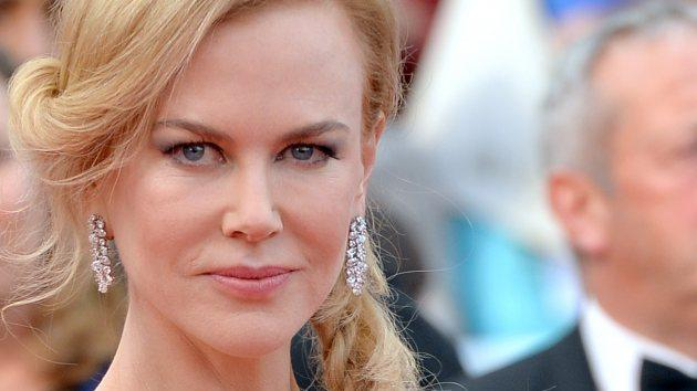 Nicole Kidman attends the opening ceremony and 'Grace of Monaco' premiere at the 67th Annual Cannes Film Festival on May 14, 2014 in Cannes, France -- Getty Images