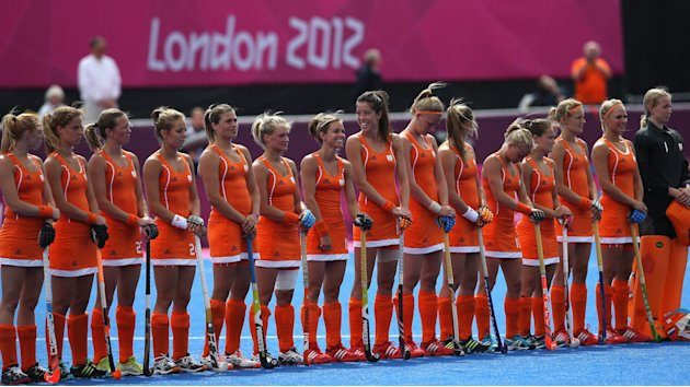 Netherlands field hockey team