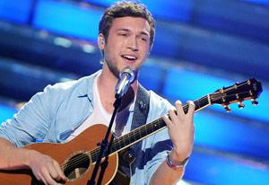 Phillip Phillips | Photo Credits: Michael Becker/Fox