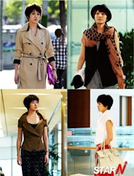 'I Do, I Do' Kim Sunah transforms into a chic office woman