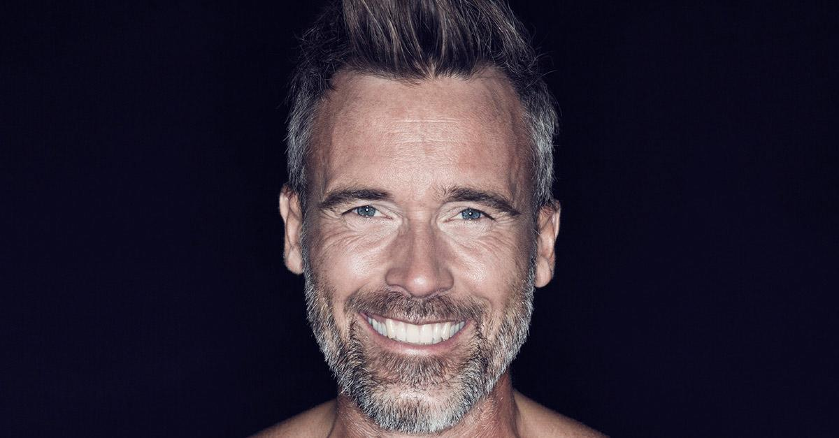 How Older Men Can Look Years Younger