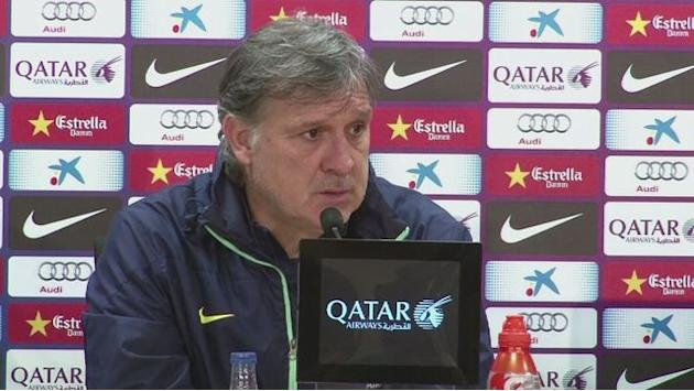 Villarreal are playing the best football - Martino