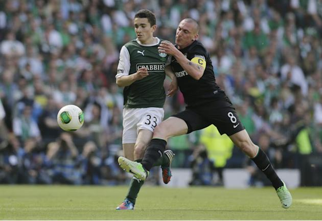 Soccer - William Hill Scottish Cup Final - Hibernian v Celtic - Hampden Park