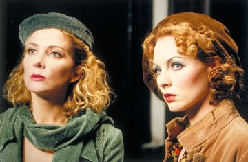 Natasha Richardson and Aislin McGuckin in Sony Pictures Classics' The White Countess