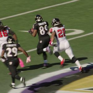 'Inside the NFL': Atlanta Falcons vs. Baltimore Ravens highlights