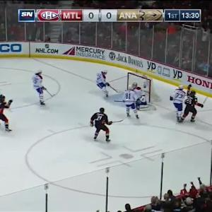 Montreal Canadiens at Anaheim Ducks - 03/04/2015