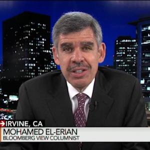 U.S. Wage Growth a `Matter of Time': Mohamed El-Erian