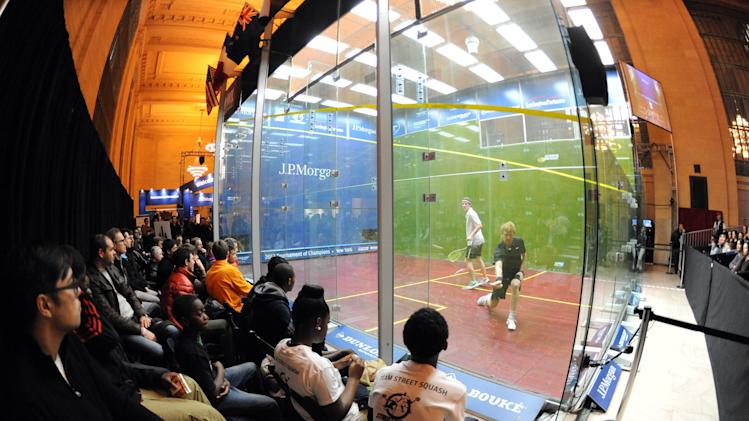 Squash: J.P. Morgan Tournament of Champions